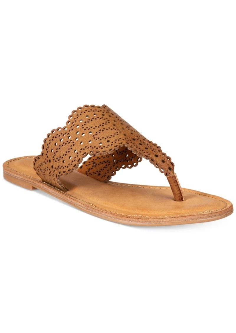 636dc7a51 XOXO Xoxo Roxana Flat Thong Sandals Women s Shoes