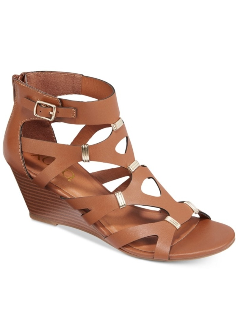XOXO Xoxo Sarelia Wedge Sandals Womenu0026#39;s Shoes | Shoes - Shop It To Me