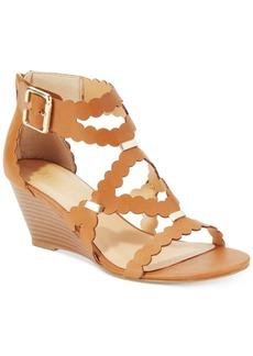 Xoxo Scottie Wedge Dress Sandals Women's Shoes