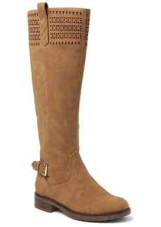 Xoxo Steiber Tall Riding Boots Women's Shoes