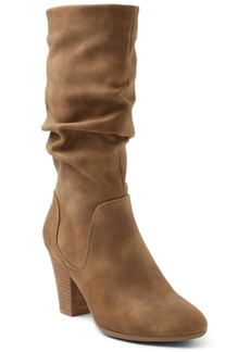 Xoxo Strasburg Slouch Boots Women's Shoes
