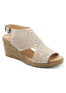 Xoxo Summerdale Espadrille Wedge Sandals Women's Shoes