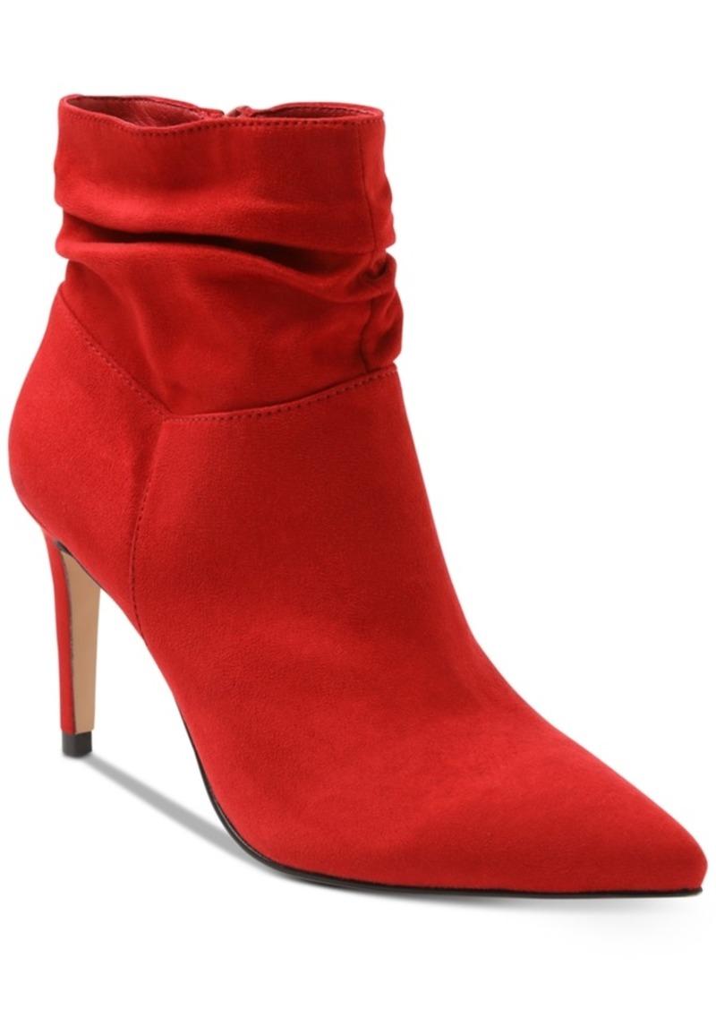 Xoxo Taniah Booties Women's Shoes