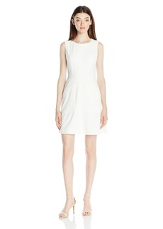 "XOXO Women's 36"" Patch Pocket Panel Dress"