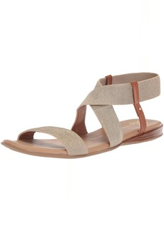 XOXO Women's Bailor Flat Sandal  M055 M US