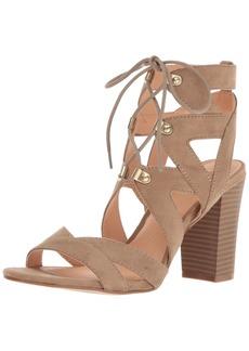 XOXO Women's Bennie-s Dress Sandal   M US