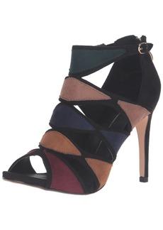 XOXO Women's Cherie Dress Sandal   M US