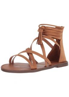XOXO Women's Cierra Flat Sandal  M075 M US