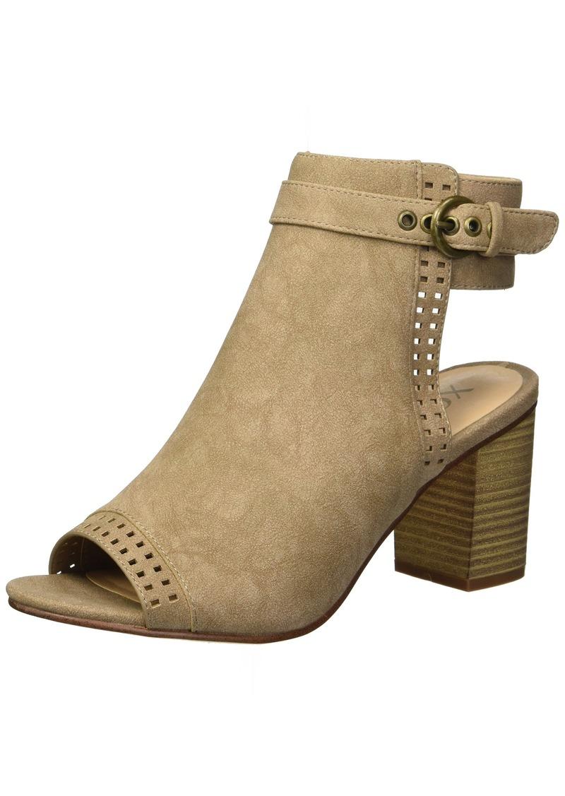 XOXO Women's Edia Heeled Sandal   M US