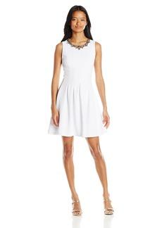 XOXO Women's Embellished Dress