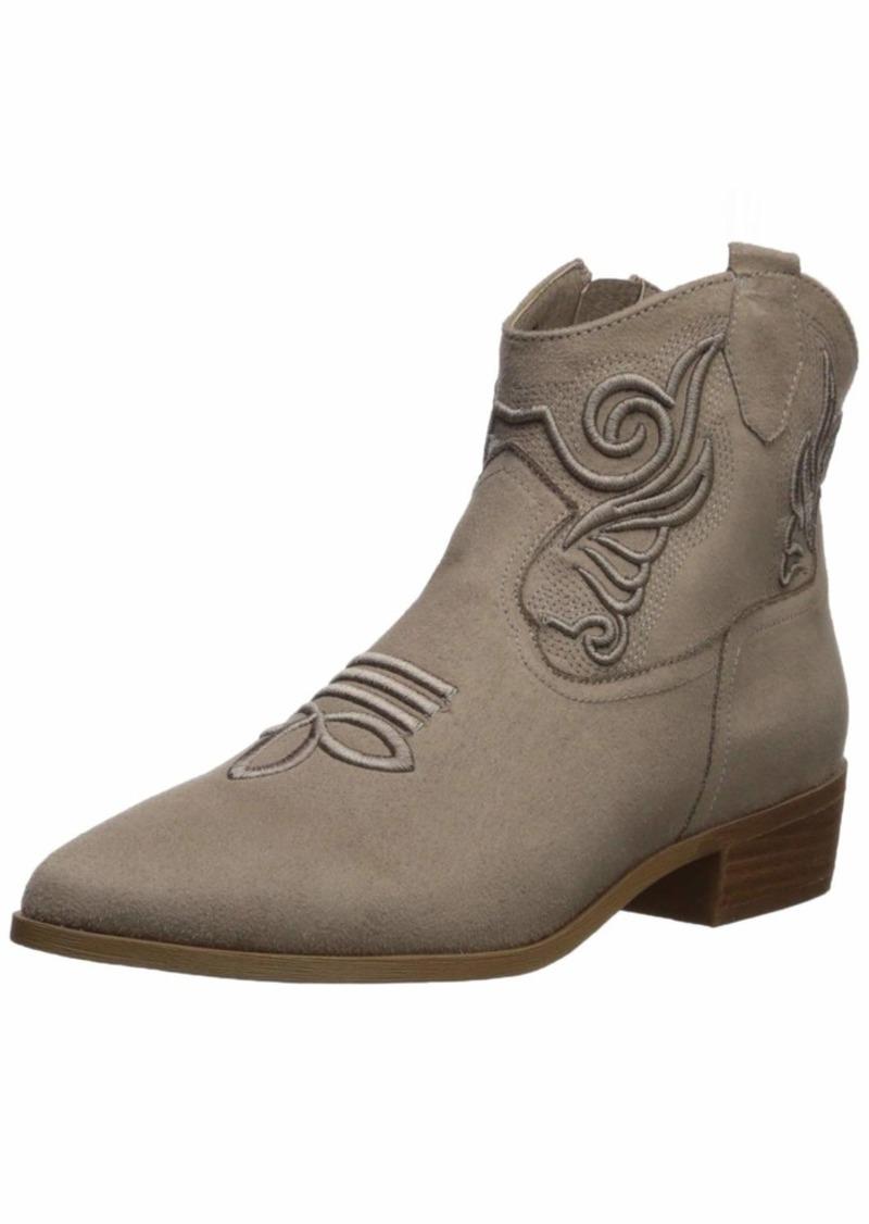 XOXO Women's Fenton Western Boot   M US