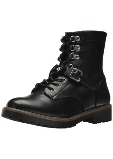 XOXO Women's Kason Combat Boot   M US