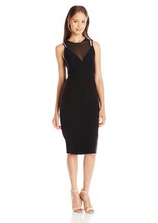 XOXO Women's Mesh Top Dress