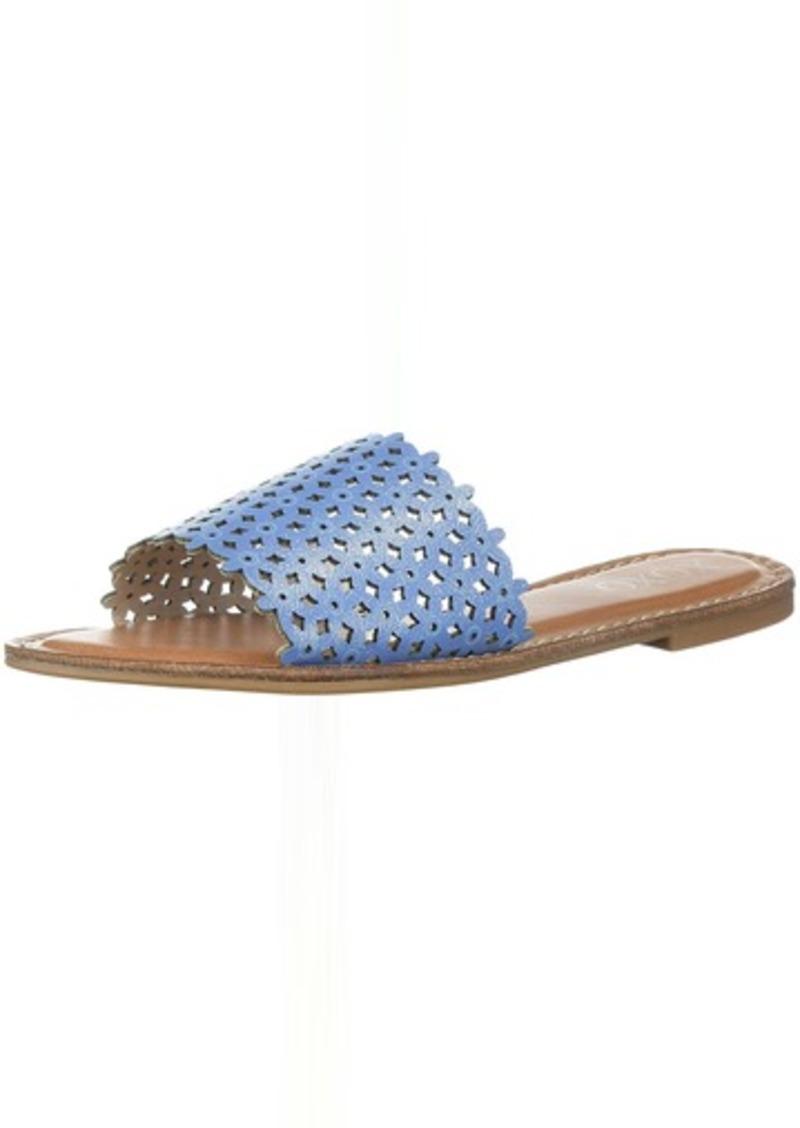 XOXO Women's Rachad Flat Sandal  M00 M US