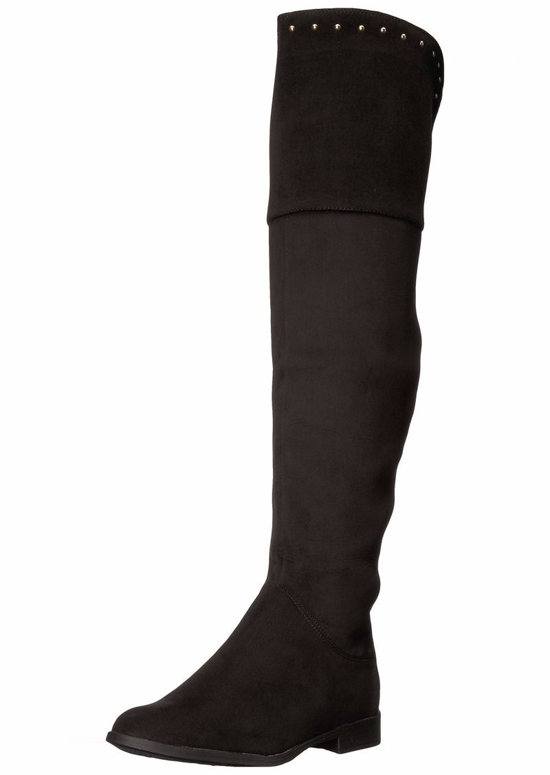 XOXO Women's Travis Over The Over The Knee Boot