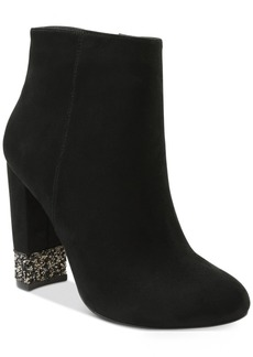 Xoxo Yardley Dress Booties Women's Shoes