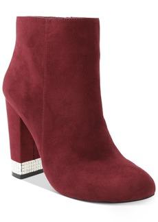 Xoxo Yardria Booties Women's Shoes