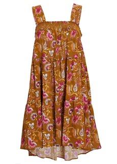Xírena Milly Paisley Gauze Mini Dress