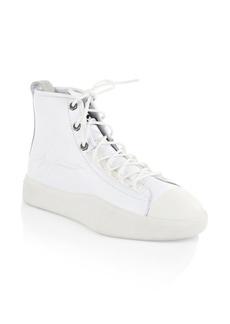 Y-3 Bashyo II High-Top Sneakers