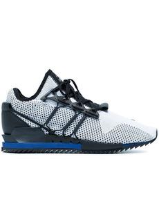 Y-3 Black and white Harigane sneakers