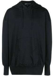 Y-3 Black core hoodie