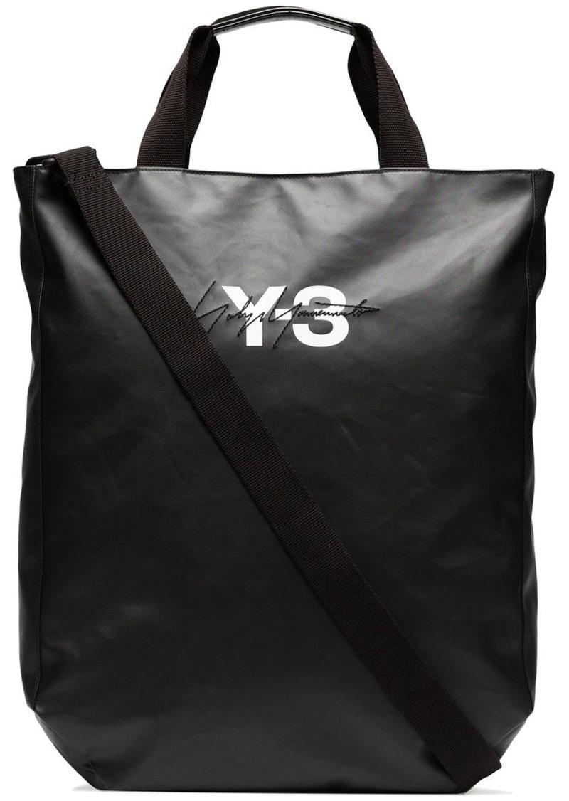 da28ca1fd845 Y-3 black logo tote bag