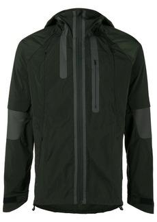 Y-3 Breathable hooded jacket