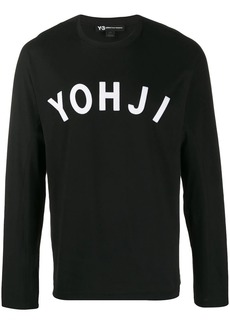 Y-3 chest logo T-shirt
