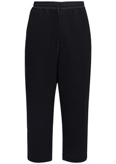 Y-3 Classic Terry Cropped Track Pants