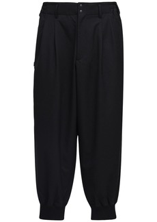 Y-3 Classic Wool Blend Pants