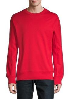 Y-3 Cotton Crewneck Sweatshirt