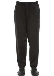 Y-3 Cropped Wool Blend Pants