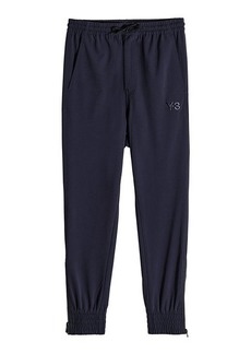 Y-3 Cuffed Jersey Sweatpants