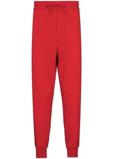 Y-3 drawstring-waist track pants