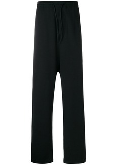 Y-3 drop-crotch tracksuit bottoms