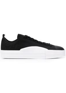 Y-3 flat low-top sneakers
