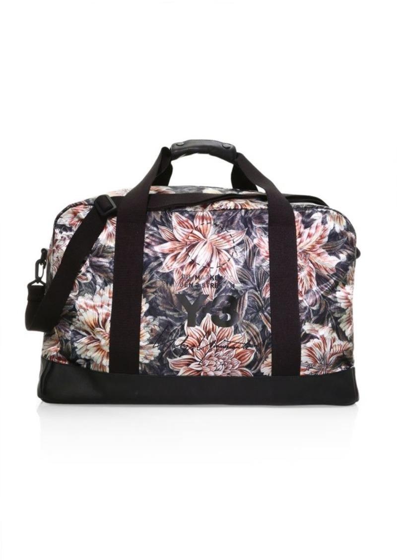 Fl Print Weekender Duffle Bag