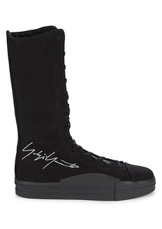 Y-3 High-Top Boots
