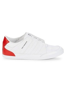 Y-3 Honja Low Leather Sneakers