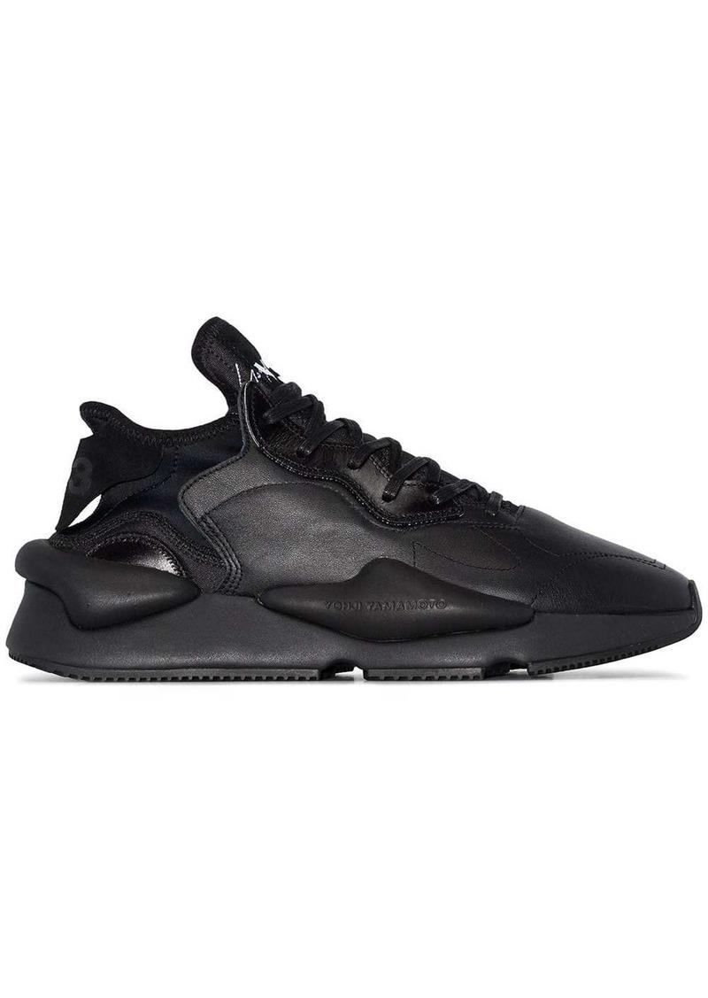 Y-3 high top Kaiwa sneakers