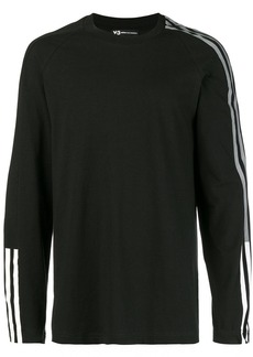 Y-3 long sleeved T-shirt