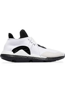 Y-3 lace-up 'Saikou' leather sneakers