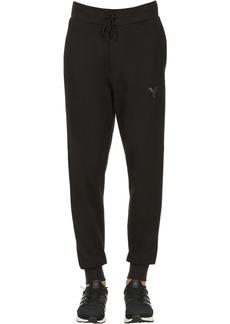 Y-3 Logo Detail Cotton Sweatpants