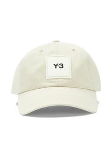 Y-3 logo-patch baseball cap