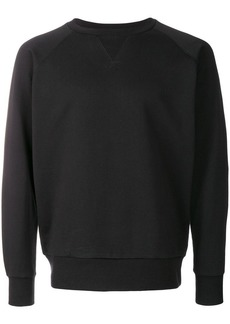 Y-3 logo print sweatshirt