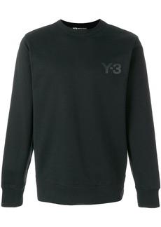 Y-3 logo-print sweatshirt