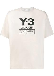Y-3 logo T-shirt