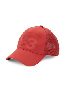 Y-3 Logo Trucker Cap