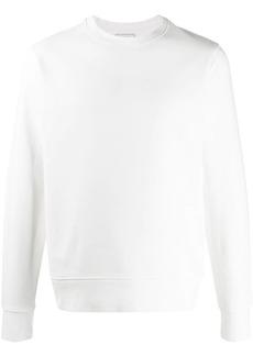 Y-3 long sleeve back logo sweater