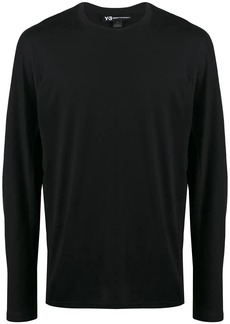 Y-3 long sleeve T-shirt